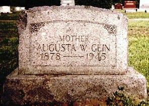 Augusta Gein